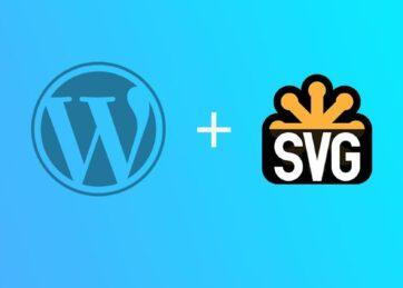 Caricare SVG Su WordPress in totale sicurezza